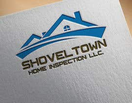 #10 untuk I need a fresh logo for a Home Inspection company called Shoveltown Home Inspection, LLC. Looking for something with shovels and homes on it. Colors: Red and Black. oleh CreativeSqad