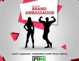 #2 for Social Media post for BRAND AMBASSADOR SEARCH af ubhaashish