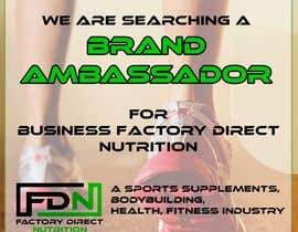 #8 for Social Media post for BRAND AMBASSADOR SEARCH af irfanzafar1