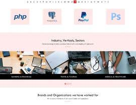 #17 for Website redesign 3 pages PSD only af jatinparihar1996