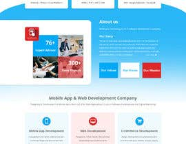 #18 for Website redesign 3 pages PSD only by babupipul001