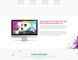 #16 for Website redesign 3 pages PSD only af webtech277