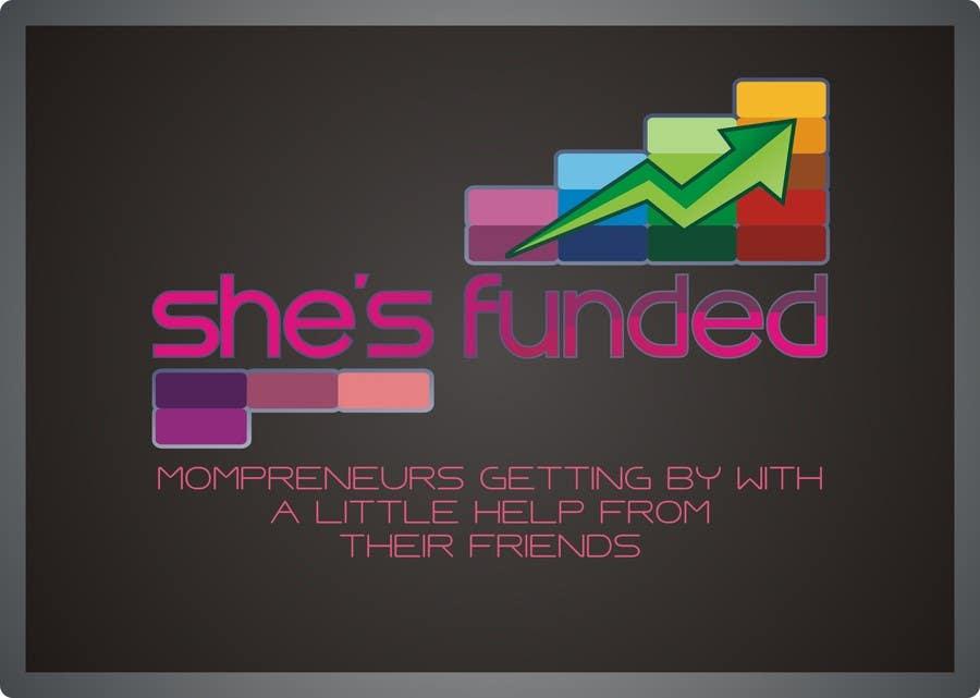Inscrição nº 199 do Concurso para Logo Design for She's Funded