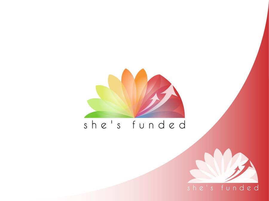 Kilpailutyö #60 kilpailussa Logo Design for She's Funded