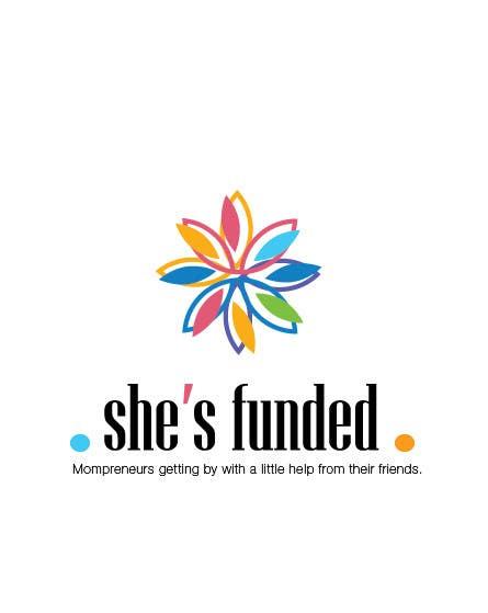 Inscrição nº 45 do Concurso para Logo Design for She's Funded