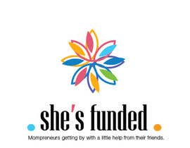 #45 para Logo Design for She's Funded por premgd1