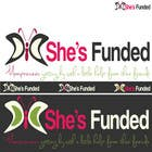 Graphic Design Inscrição do Concurso Nº278 para Logo Design for She's Funded