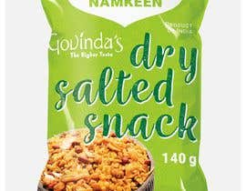 nº 26 pour design a snacks packet par kalolleroMarroon