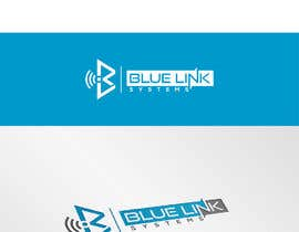 nº 475 pour logo for a firm named Blue Link Systems par tieuhoangthanh