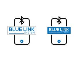nº 270 pour logo for a firm named Blue Link Systems par akashsarker23