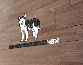 #7 for Logo design - Cartoon Dog Drawing logo by danykhanpro
