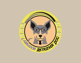 #28 per Logo design - Cartoon Dog Drawing logo da juwelmia2210
