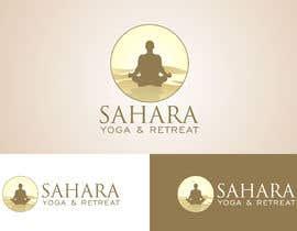 #189 para Design a Logo for Yoga-Trips into the desert de Attebasile