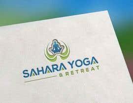 #32 dla Design a Logo for Yoga-Trips into the desert przez samimaak56