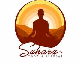 #125 for Design a Logo for Yoga-Trips into the desert by maykivon