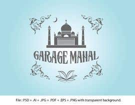 "#70 for Logo Artwork Design for ""Garage Mahal"" man cave by AbsoluteArt"