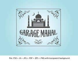 "#73 for Logo Artwork Design for ""Garage Mahal"" man cave by AbsoluteArt"