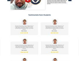 #3 for 5 Star Student Testimonial Webpage Desgn with HTML by gauraviits