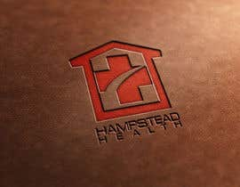 #133 para Logo Design for Hampstead Health por russrox