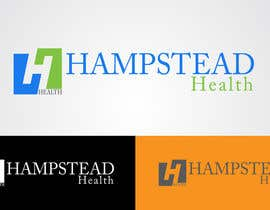 #130 para Logo Design for Hampstead Health por taganherbord
