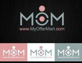 #56 for Design logo for MoM (www.MyOfferMart.com) af juanc74