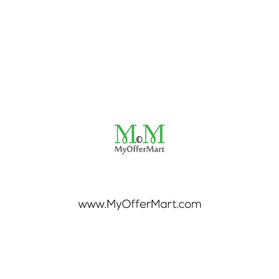 Конкурсная заявка №52 для Design logo for MoM (www.MyOfferMart.com)