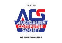 Contest Entry #169 for T-shirt Design for Australian Computer Society