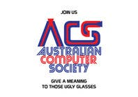 Contest Entry #250 for T-shirt Design for Australian Computer Society
