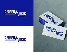 "salvosapi tarafından Create a logo for ""Amped Music"" için no 89"