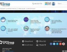 Číslo 45 pro uživatele Improve design of section to Website page od uživatele Manik012
