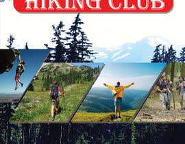 #38 for Flyer for Hiking Club af labumia005