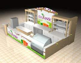 #60 para Design a Logo for New Juice n Smoothies Kiosk called Frutastic por cbastian19