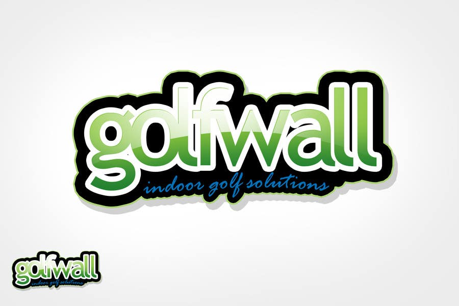 Konkurrenceindlæg #3 for Logo Design for Courtwall-Golfwall International, Switzerland