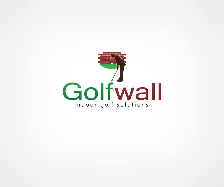 Penyertaan Peraduan #7 untuk Logo Design for Courtwall-Golfwall International, Switzerland