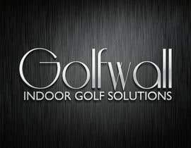 #21 para Logo Design for Courtwall-Golfwall International, Switzerland por trying2w