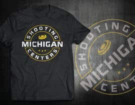 #45 for Michigan Shooting Centers T-Shirt Design Contest! af Ratulakash