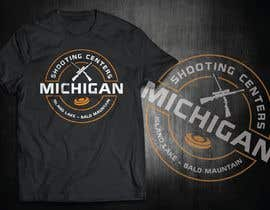 #48 for Michigan Shooting Centers T-Shirt Design Contest! af Ratulakash