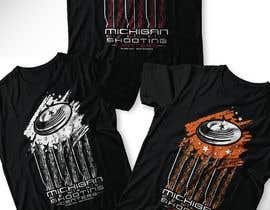 #78 for Michigan Shooting Centers T-Shirt Design Contest! af eliartdesigns