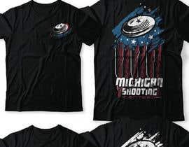 #91 for Michigan Shooting Centers T-Shirt Design Contest! af eliartdesigns