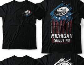 #92 for Michigan Shooting Centers T-Shirt Design Contest! af eliartdesigns