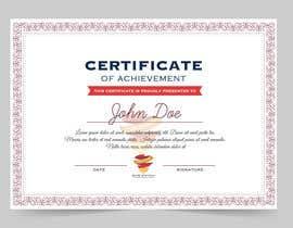 nº 1 pour certificate design par babul881