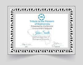 nº 7 pour certificate design par babul881