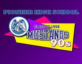 #21 cho High School Reunion Logo bởi cyberlenstudio