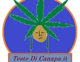 #52 for Disegnare un Logo per Testedicanapa.it af simone765