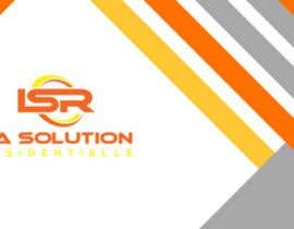 #237 for Design some business cards for the company : La Solution Résidentielle by Tandile