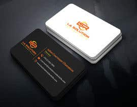 #241 for Design some business cards for the company : La Solution Résidentielle by ahtonmoy