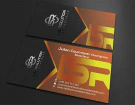 #246 for Design some business cards for the company : La Solution Résidentielle by monjurul9