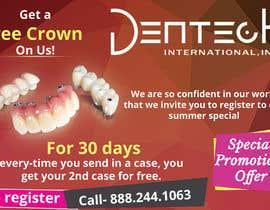 #31 for Design a Flyer for Dentech af Hasan628