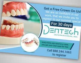 #39 for Design a Flyer for Dentech af alaafello