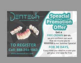 #77 for Design a Flyer for Dentech af babul881